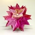 Kusudama flor da Terra(novo)