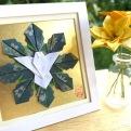 Mandala e Divino Espirito Santo (Divino publicado no livro Origami sin Fronteras)