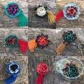 chaveiro Flor de Lótus tradicional (orinuno)